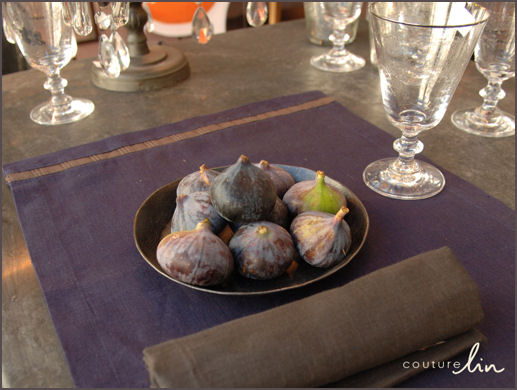 Set de table Couture Lin