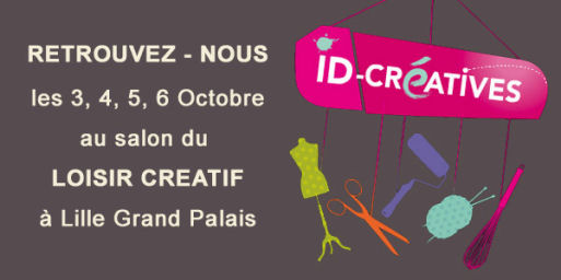 salon ID Créatives Lille grand Palais